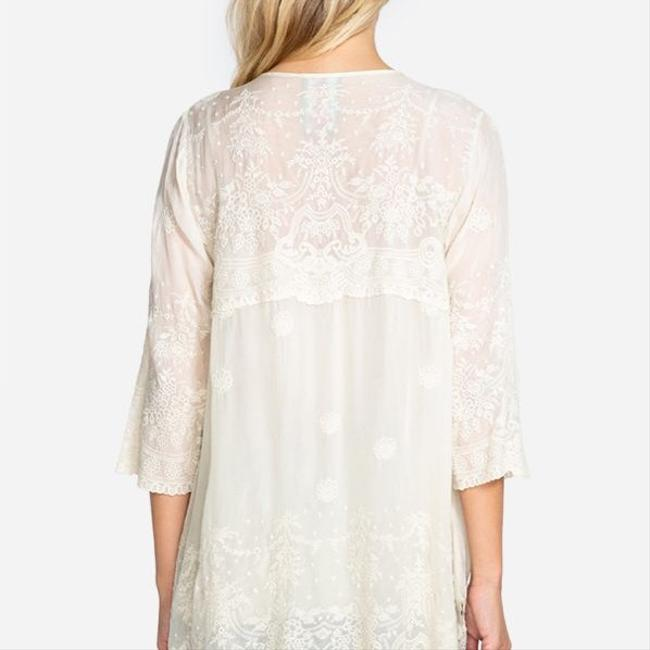 '-antik-lace-flare-tunic by Johnny Was