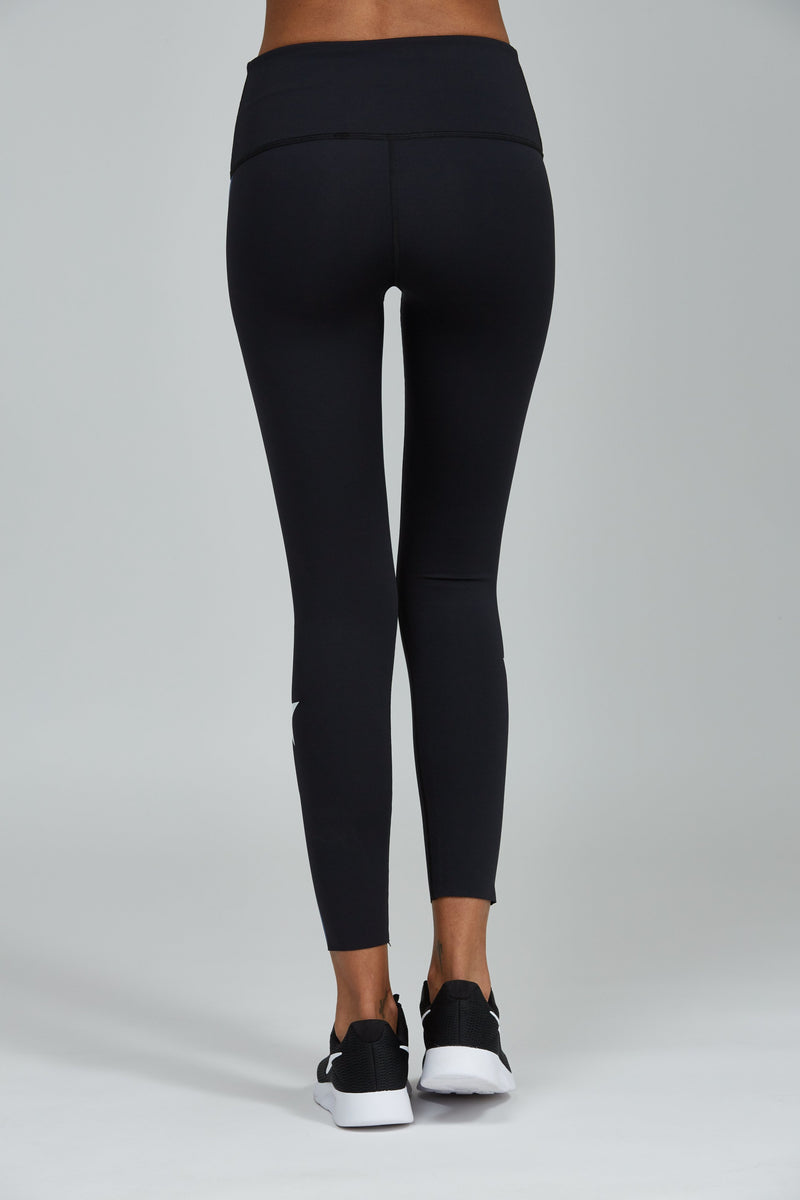 FINAL SALE Noli Yoga Jet Legging White Star
