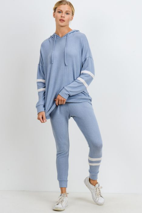 Mono B Pull Over Hoodie KT1283