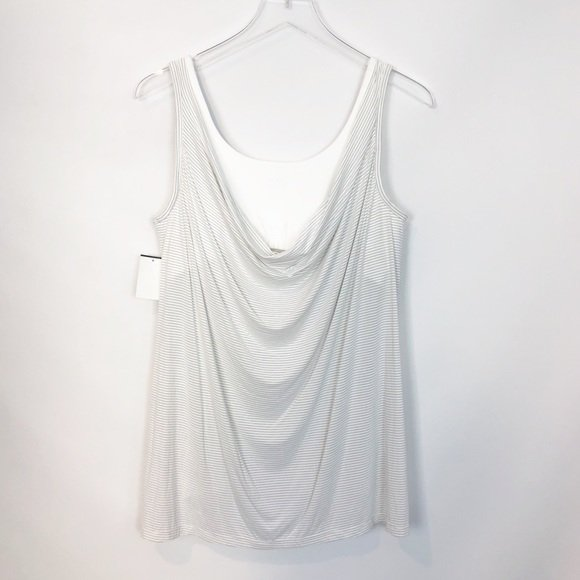 FINAL SALE Beyond Yoga Cross The Line Tank SJSP4290