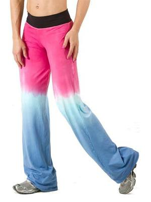 Final Sale! Planet Body Dip-Dye Loose Pant