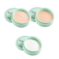 Makeup Foundation Perfect Finish Translucent Smooth Face Loose Powder with Puff