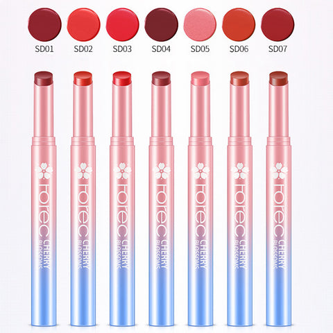 1.7g Long Lasting Moisturizing Women Sexy Lip Makeup Beauty Cosmetic Lipstick