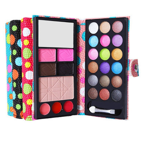 26 Colors Women Makeup Eyeshadow Palette Eye Shadow Cosmetic with Fashion Case