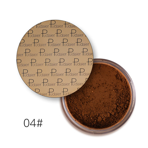 Bronzing Powder Makeup Whitening Face Contouring Mineral Loose Powder Cosmetic