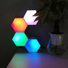 Hexagonal Dreamcolor Panels
