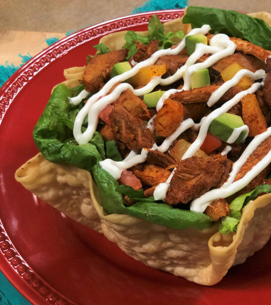 Tostada Bowl Recipe