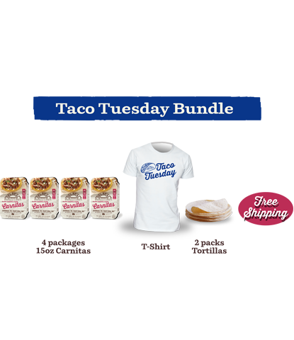 TACO TUESDAY BUNDLE
