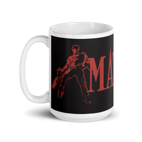 Army Of Darkness Custom Name Coffee Mug