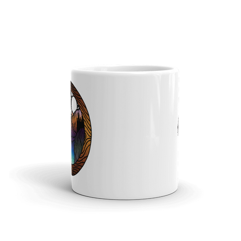 Immovable Coffee mug By Barry'd Alive
