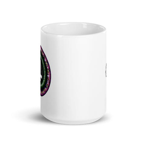 Inverted Vision Coffee Mug By Barry'd Alive