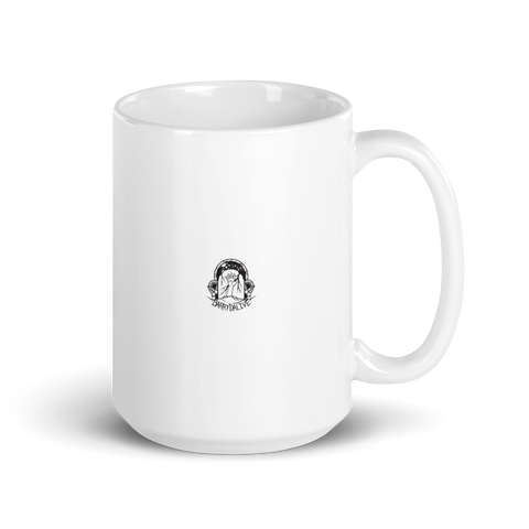 The Eye of Ouroboros Coffee mug By Barry'd Alive