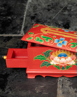 Flowers and Vines Incense Burner (Small)