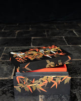 Paradise Flycatchers Stationery Box