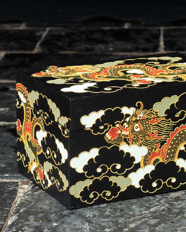 Dragon Stationery Box