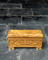 Carved Incense Burner (Small)