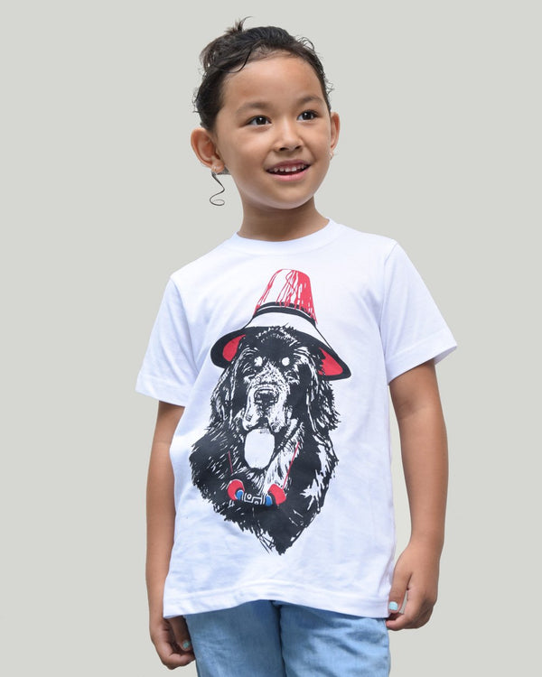 Tibetan Mastiff T-shirt (White)