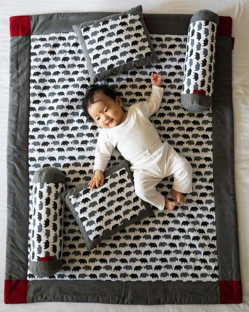 Yaks Baby Bedding Set