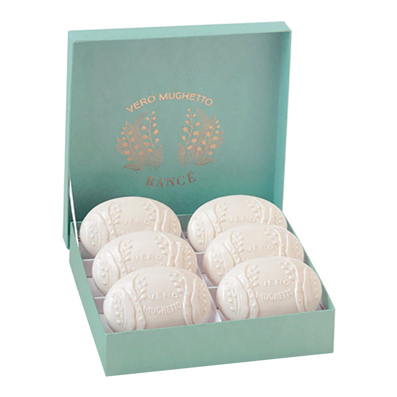Lily of The Valley Luxury Soaps Set/6