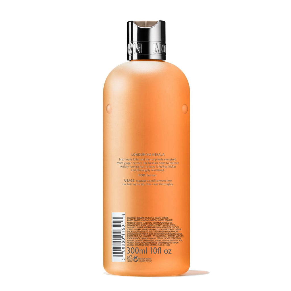 Thickening Shampoo with Ginger Extract