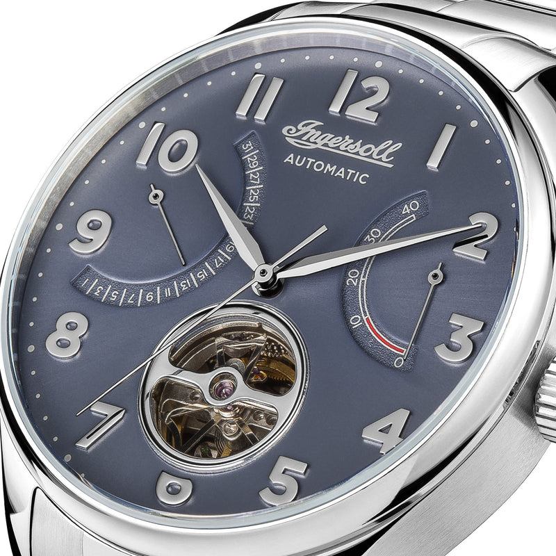 Ingersoll The Hawley, 44 mm - I04609 - Herrenuhr Automatik