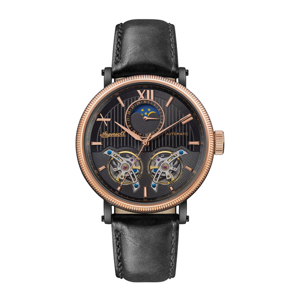 Ingersoll The Hollywood 45 mm - I09601 - Herrenuhr Automatik