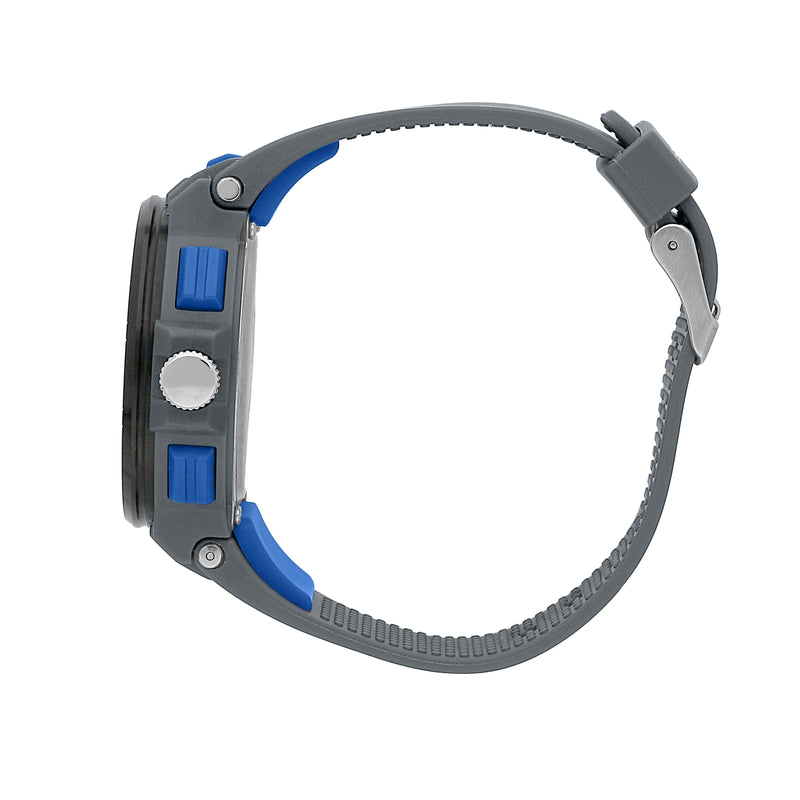 Sector No Limits Herrenuhr R3251532002 - Digitaluhr mit Silikonband