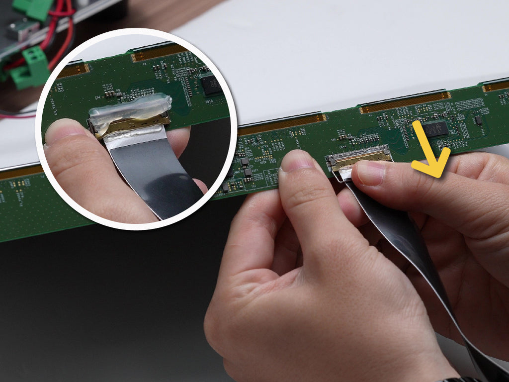 Sonic Mega 8K LCD Replacement