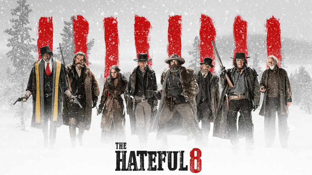 Tarantino's Latest Masterpiece - The Hateful Eight