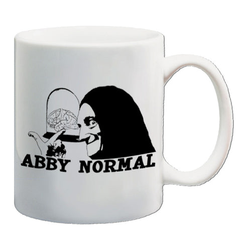 Young Frankenstein - Abby Normal - Mug