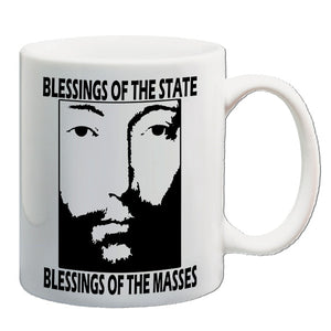 THX 1138 | Blessings Of The State, Blessings Of The Masses | Mug