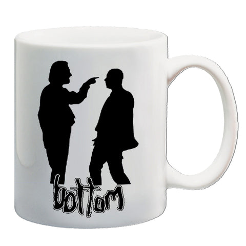 Bottom - Silhouette - Mug