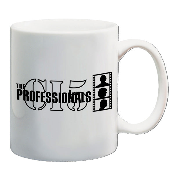 The Professionals | CI5 | Mug