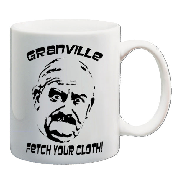 Open All Hours | Granville Fetch Your Cloth | Mug