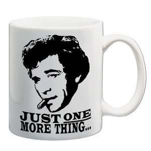Columbo | Just One More Thing | Mug