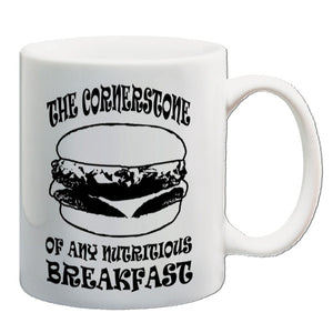 Pulp Fiction | The Cornerstone Of Any Nutritious Breakfast | Mug