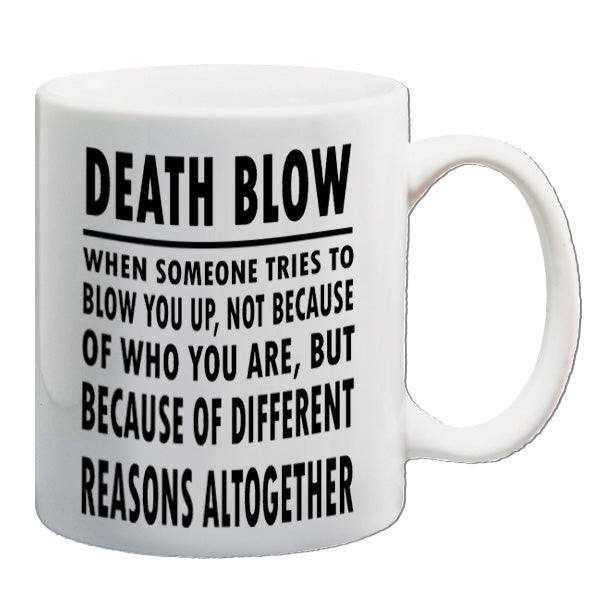 Seinfeld | Death Blow | Mug
