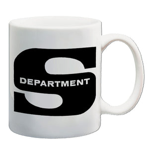 Jason King | Department S | Mug