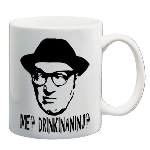 Bottom - Me? Drinkinaninj? - Mug