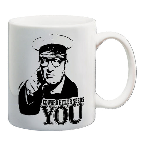 Bottom - Edward Hitler Need You - Mug