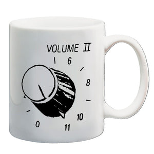 This Is Spinal Tap - Up To Eleven - Mug