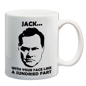 Vic And Bob | Jack...With Your Face Like A Sundried Fart | Mug