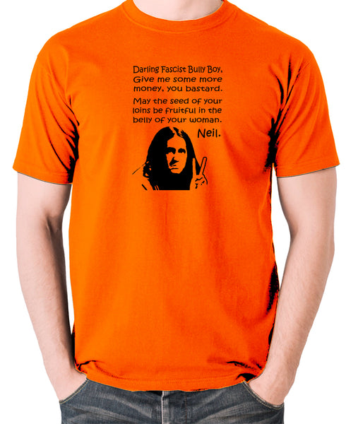 The Young Ones - Darling Fascist Bully Boy... T Shirt