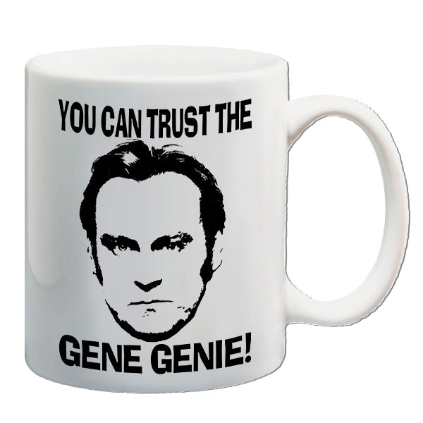 Life On Mars | You Can Trust The Gene Genie | Mug
