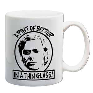 Get Carter | A Pint Of Bitter In A Thin Glass | Mug