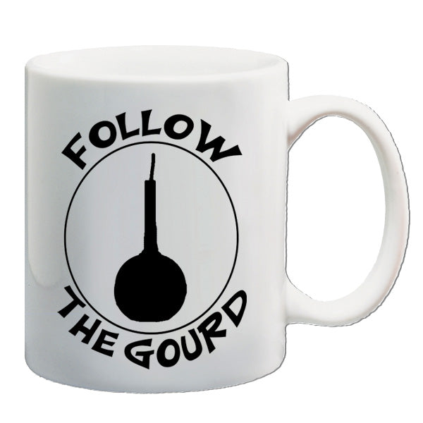 Monty Python Life Of Brian - Follow The Gourd - Mug