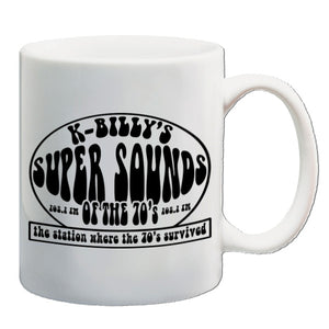 Reservoir Dogs | K Billy's Super Sounds Of The 70's | Mug