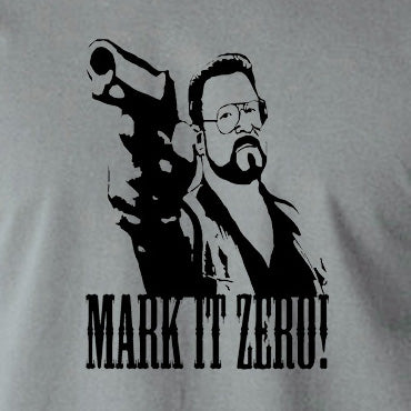 The Big Lebowski - Mark It Zero - T Shirt