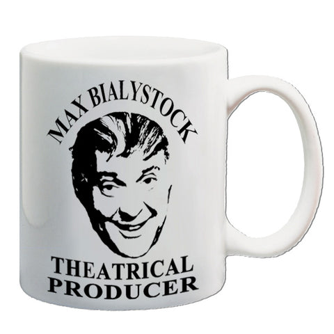 The Producers - Max Bialystock Theatrical Producer - Mug