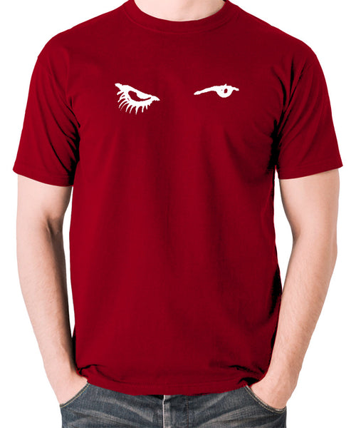 A Clockwork Orange - Alex Eyes - Men's T Shirt - brick red